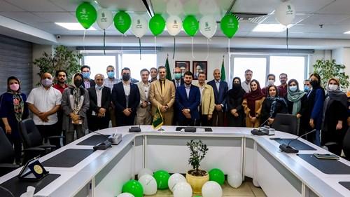 اخبار و رویدادها-قدردانی از همکاران در روز ملی منابع انسانی